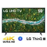 TV LG 50-inch 4K 50UP7720PTC ( 4K UHD,Bộ xử lý lõi tứ 4K, WebOS,Loa 20W,VoiceSeach,1121 x 708 x 235mm )