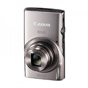 "Canon Ixus 285HS - Silver - 20Mpx 4:3 2.3""; DIGIC 4+; Zoom 12X; LCD 3.0; pin NB-11LH"