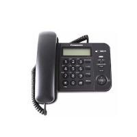 Điện thoại bàn Panasonic KX-TS560MX Black có LCD  HTS, 50 số gọi đến - 20 số gọi đi - 50 tên danh bạ - nhạc chờ