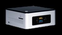 """NUC Intel NUC55PPYH - N3700/ 2*SODIMM DDR3L1600MHz max 16GB, SATA 2.5 + M2, AC+BT4, 4*USB 3.0, mini-DP+mini-HDMI, 4x4"""""""