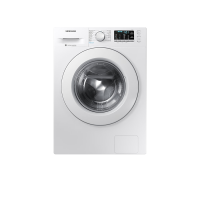 Máy giặt SamSung 8,0kg cửa trước inverter WW80J52G0KW/SV (Giặt Hơi Nước, Lồng giặt Kim Cương)