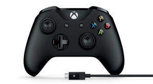 Bộ điều khiển game video Microsoft XBOX-4N6-00003  CNTRLLR cable for PC win