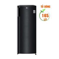 Tủ đông đứng LG Inverter 165 lít GN-F304WB(1 cửa,1 ngăn đông,Western Black)