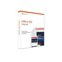 Phần mềm bản quyền Microsoft Office 365 Home English 1YR P4 (6GQ-00968) 6 user - 30 thiết bị