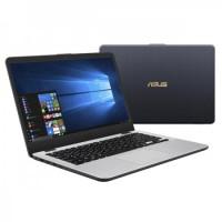 """MTXT Asus X405UA-BV327 - Intel Core i3-7100U/4GDR4/500GB/14"""" HD/Dark Grey Metal"""