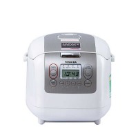 Nồi cơm điện tử Toshiba RC-10NMFVN(WT), 1.0L, 700W, Công nghệ nấu 3D, lòng nồi 4mm,