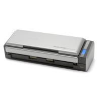 Máy quét 2 mặt Fujitsu Scanner S1300i, tốc độ 6 ppm, khay giấy 10 tờ. Kết nối : USB 2.0. OCR: ABBYY FineReader for ScanSnap, hỗ trợ font tiếng Việt