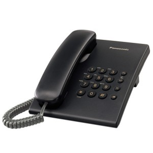 Điện thoại bàn Panasonic KX-TS500 - Black