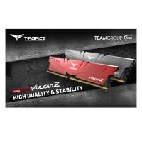 DDR4 Team Group Vulcan Z 8GB 3200MHz TLZRD48G3200HC16C01 màu đỏ - 288-Pin; 25.6GB/s; CL=16; 1.35V