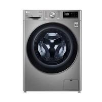 Máy giặt LG 8.5kg cửa trước AI DD™ FV1408S4V(1400v/p,Inverter,Cửa kính cường lực,Công nghệ giặt hơi nước Steam,Màu xám)