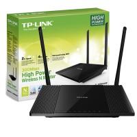 Bộ định tuyến chuẩn N TP-LINK TL-WR841HP, 300M, 2.4GHz - 4-port. 2 anten 9dBi.