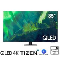 TV Samsung 85-inch QLED 4K Q70A - Tizen OS; Bộ xử lý Quantum 4K,Dual LED,Multiple Voice Assistants