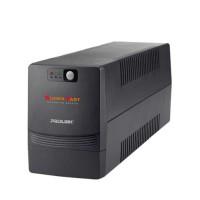 UPS ProLink PRO700SFC, 650VA/ 360W, 1 pha, 50/60Hz,  Backup Outlets, thời gian lưu điện >5 phút (5 phút tại 100% tải)