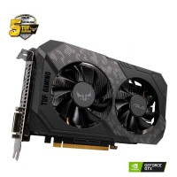 VGA Asus TUF-GTX1650-O4GD6-P-GAMING – Nvidia Geforce GTX1650/4GB/GDDR6 128bit/CoreClock 1785Mhz/MC 8002Mhz/DVI*1/HDMI*1/DP*1