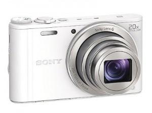 Máy ảnh Sony DSC-WX350/WC - White