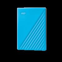"""Ổ cứng găn ngoài WD 1TB My Passport  - 2.5"""", Blue, USB3.0 (WDBYVG0010BBL-WESN)"""