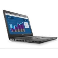 "Máy tính xách tay Dell Vostro V3468-70087405 Intel Core i3-7100U/4G/1TB/DVDRW/14""/Fingerprint/Dos/Black"