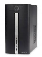 Máy tính để bàn HP Pavilion 570-P015L-Z8H73AA Core i3-7100(3.9GHz,3MB)/4GB/500GB/DVDSM/Intel HD Graphics/Wlan bgn +BT, K&M/Dos