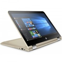 MTXT HP Pavilion x360 11-U104TU-Z1E19PA Intel Core i3-7100U/4G/500G5/11.6HD/Touch/WLbgn/BT4/2C32WHr/Win10/Gold