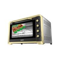 Lò nướng Sanaky VH129N2D, 120L, 2.800W, 72cm x 44(48)cm x 46cm, màu vàng