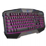 Bàn phím game (Keyboard) Eblue Cobra Commander EKM708BK