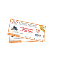 Voucher trị giá 200,000 VNĐ áp dụng mua hàng tại CPN - Áp dung cho đơn hàng trên 1 triệu đồng