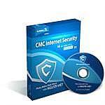 Phần mềm diệt vius CMC Internet Security 12T(1U)