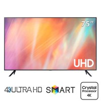 TV Samsung 75-inch 4K AU7000 2021 - Tizen; PQI 2000; BT4.2; HDR 10+; Loa 2.0 20W;