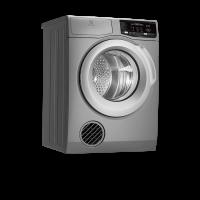 Máy sấy quần áo Electrolux 8,0kg EDV805JQSA(Công nghệ sấy đảo chiều,Máy sấy hơi,Màu thân:Bạc,Cửa:Bạc)