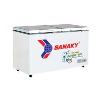 Tủ đông Sanaky 305L inverter VH-4099A4K (1 ngăn đông, 2 cánh - Cánh kính cường lực, Màu xám) - Xuất xứ: Việt Nam