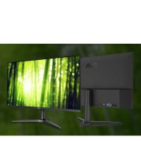 Màn hình IPS AOC 75Hz 23.8-inch 24B1XH5/74 - 1920x1080; 250cd/m2; 8ms; 20W; D-sub+HDMI