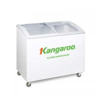 Tủ đông Kangaroo 308L kháng khuẩn  KG308C1(Dàn đồng, Cánh kính)