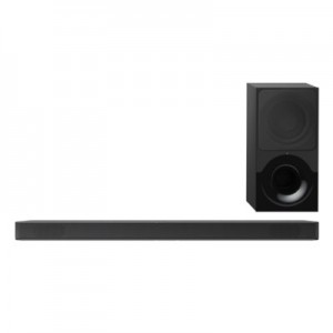 Loa Soundbar Sony Dolby Atmos/DTS:X 2.1 kênh tích hợp Vertical Surround Engine, 930 x 58 x 85 mm, 300W