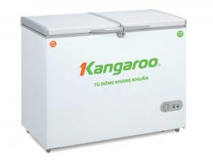 Tủ đông Kangaroo kháng khuẩn 2 ngăn 2 cánh 388L KG388C2