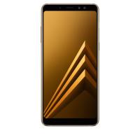 Samsung Galaxy A8 (2018) - Gold - 2*2.2+6*1.6GHz; RAM 4GB; ROM 32GB; 5.6 FHD+; 16+8Mpx;3.000mAh; USB Type-C