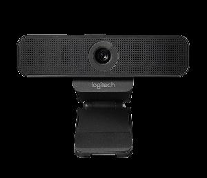 Webcam Logitech C925E - USB 2.0; Up to 1920x1080 pixels 30 fps; H.264; Stereo mics automatic noise reduction
