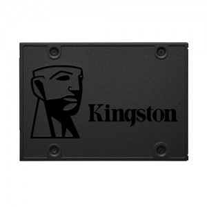Ổ cứng thể rắn SSD Kingston 240GB SA400S37/240G - 2.5 inches, TLC, R/W 500/350, SATA3 6Gbps