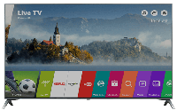 TV LG 4K Smart 55 inchs 55UJ750T(Active HDR,WebOS 3.5,HDR Effect,âm thanh Harman/Kardon®)