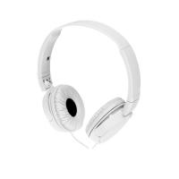 Tai nghe Sony MDR-ZX110AP/WCE On-Ear - màu đen/màu trắng  -màng loa Dynamic, rộng 30 mm,12Hz đến 22kHz