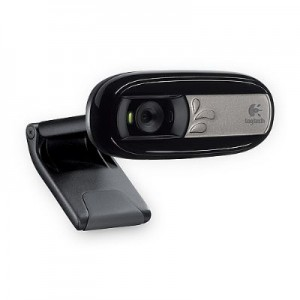 Webcam Logitech C170 - USB2.0, Video calling (640 x 480 pixels)