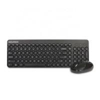 Bộ bàn phím chuột không dây Newmen K929, màu đen
