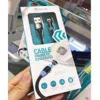 Devia Lightning Gracious Magnetic cable - 100cm; 5V-2.1A (EC405)