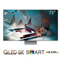 TV SAMSUNG 75 inch Smart 8K QLED QA75Q800TAKXXV(Độ Phân Giải Chuẩn 8K,Bộ Xử Lý Quantum 8K,công nghệ âm thanh vòm)
