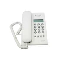 Điện thoại bàn Panasonic KX-T7703X có LCD HTS, ko sd PIN, lưu 30 số đến - 5 số gọi đi, khóa đường dài