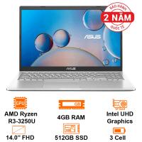 "MTXT Asus Vivobook D415DA-EK852T Ryzen R3-3250U/4GB/512GB SSD PCIe/14"" FHD/Win10 SL/Silver"