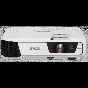 Máy chiếu ảnh Epson EB-X41 3600 Ansi Lumens, 15000:1, XGA (1024 x 768), bóng đèn 200W UHE, HDMI, VGA,