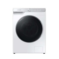 Máy giặt thông minh Samsung AI 9.0kg cửa trước Inverter WW90TP44DSH/SV(AI Wash,AI Control,AI Dispenser,Màu:White)