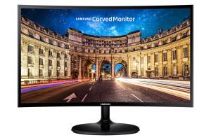 Màn hình vi tính Samsung 24 inches Curved C24F390FHE - 1920x1080, 200cd/m2, 4ms, D-sub+HDMI