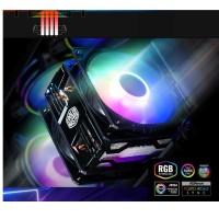 Tản nhiệt khí CoolerMaster Hyper 212 ARGB TURBO - Fan: 120x120x25mm - (RR-212TK-18PA-R1)