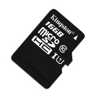 Thẻ nhớ MicroSDHC 16Gb - Class 10 100MB/s - Kingston